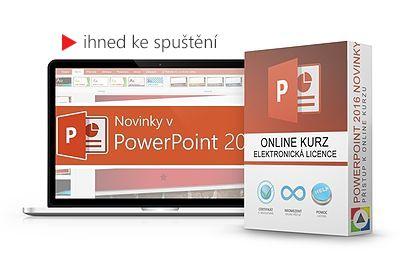 Novinky PowerPoint