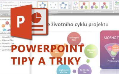 PowerPoint - tipy a triky
