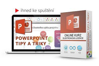 PowerPoint – Tipy a triky
