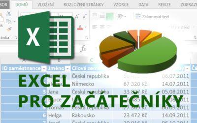 Excel - Pro začátečníky
