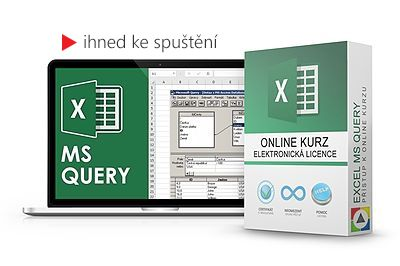 Excel – Microsoft Query