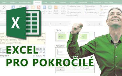 Excel – Pro pokročilé