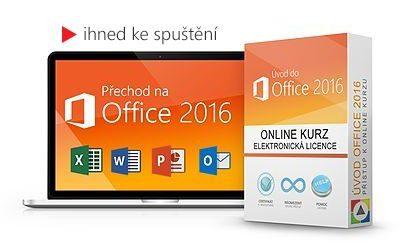 Novinky v Microsoft Office 2016