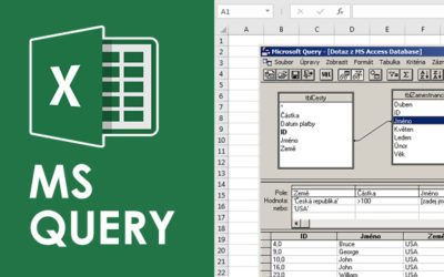 Excel - Microsoft Query