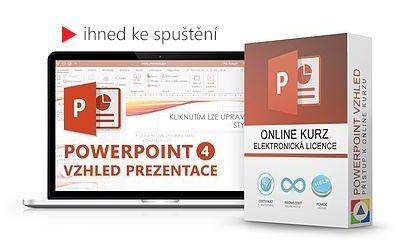 PowerPoint - Globální úpravy prezentace