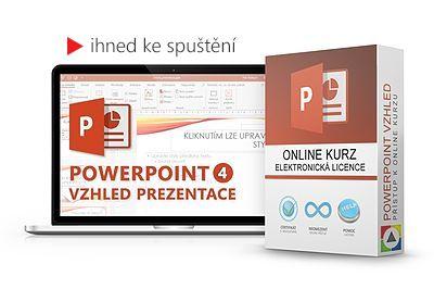 PowerPoint – Globální úpravy prezentace