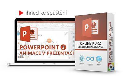 PowerPoint – Animace v prezentaci