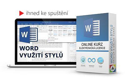Word – Využití stylů