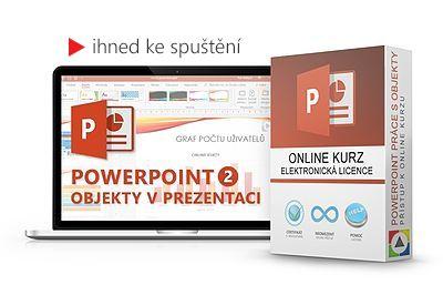 PowerPoint – Objekty v prezentaci