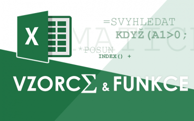 Excel - Vzorce a funkce