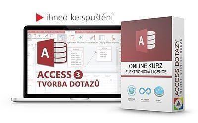 Access - Tvorba dotazů