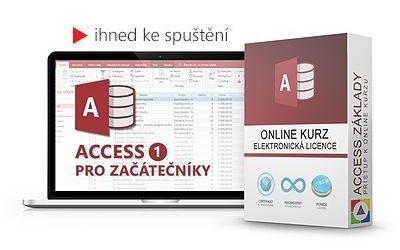 Access - Pro začátečníky