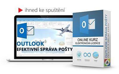 Outlook - Efektivní správa pošty