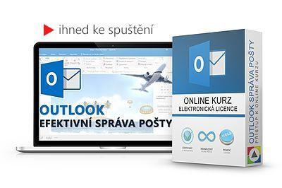 Outlook – Efektivní správa pošty