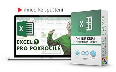 Excel - Pro pokročilé