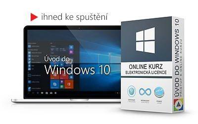 Úvod do Windows 10