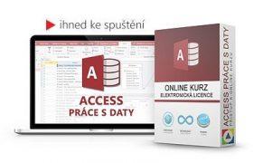 Access práce s daty
