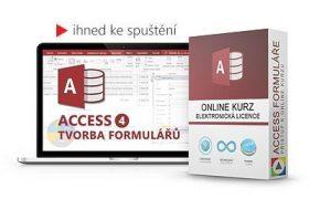 Access tvorba formulářů